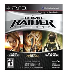 Tomb Raider Trilogy HD (Import)