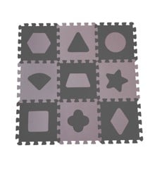 Baby Dan - Playmat Geometric Shapes - Rose