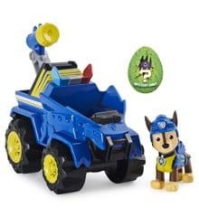 Paw Patrol - Dino Deluxe Themed Vehicles - Chase (6058597)
