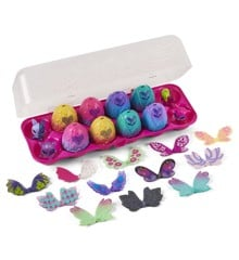 Hatchimals - Colleggitbles 12pk S9 - Wilder Wings (6059068)