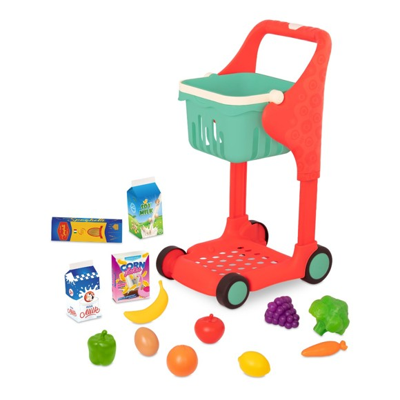 B. Toys - Musical Shopping Cart (1820)