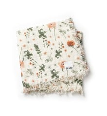 Elodie Details - Soft Cotton Blanket - Meadow Blossom