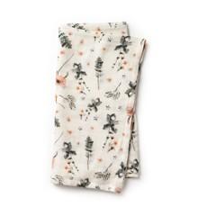 Elodie Details - Bamboo Muslin Blanket - Meadow Blossom