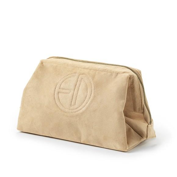 Elodie Details - Zip'n Go Bag - Alcantara