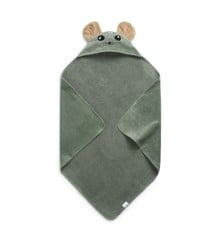 Elodie Details - Hooded BathTowel - Hazy Jade Max