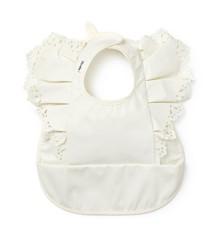 Elodie Details - Baby Bib - Vanilla White