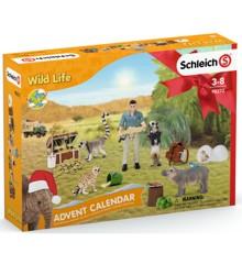 Schleich - Julekalender - Wild Life 2021