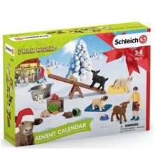 Schleich - Advent calendar - Farm World 2021