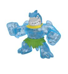 Goo Jit Zu - Fighters S3 - Single Pack - Trash the Shark (40-00755B)