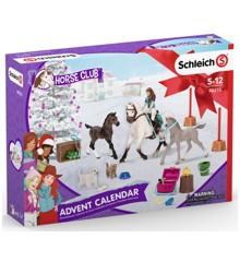 Schleich - Advent calendar - Horse Club 2021