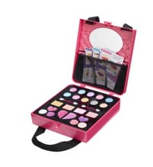 Shimmer and Sparkle - Instaglam - Cosmetic Tote - Purple (40-00624)