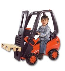 BIG - Linde Forklift (800056580)