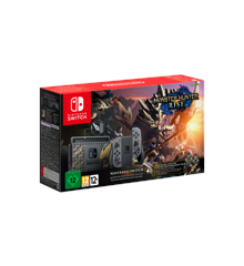 Nintendo Switch Console (Monster Hunter Rise Bundle)