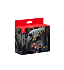 Nintendo Switch Monster Hunter Rise Pro Controller