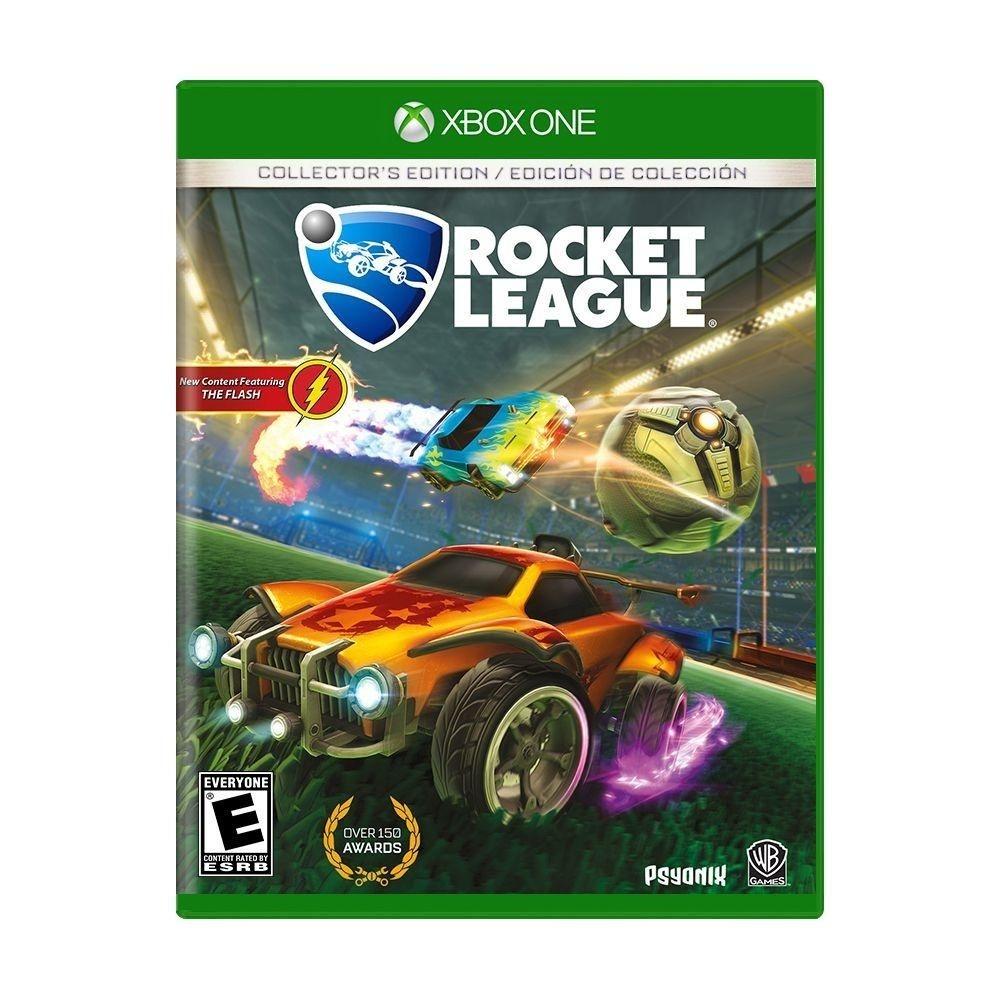 Bilde av Rocket League (collector's Edition) (import)