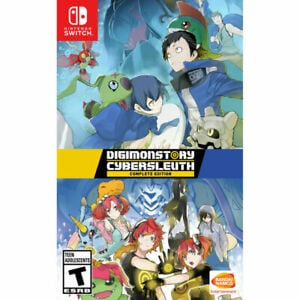 Digimon Story Cyber Sleuth Complete Edition Import