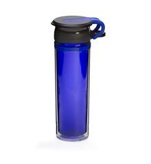 WOW - Sport Bottle Tritan 600 ml - Indigo/Black