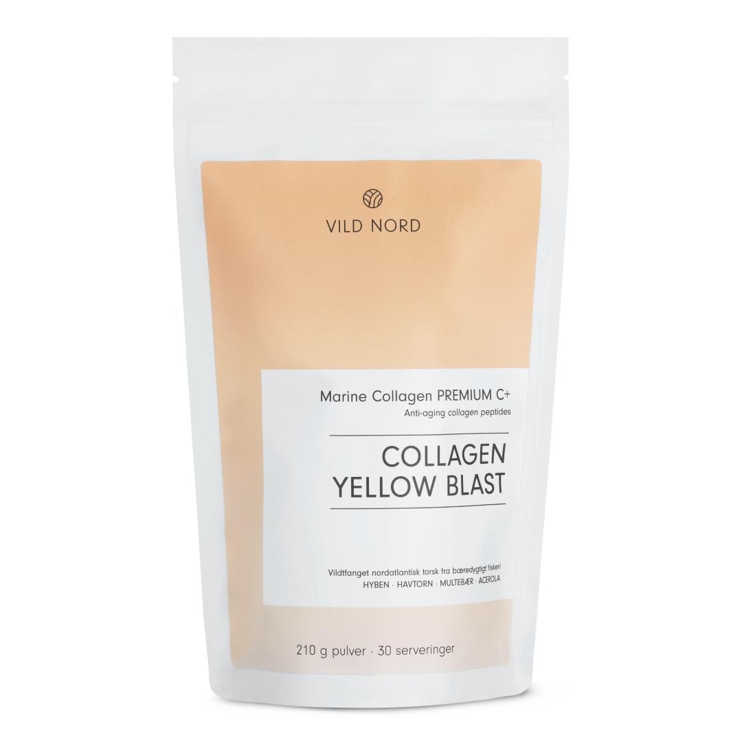 Vild Nord Collagen Yellow Blast