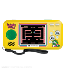 Myarcade Pocketplayer Bubble Bobble 3 games
