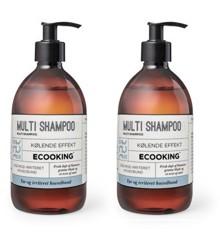 Ecooking - 2x Multi Shampoo 500 ml