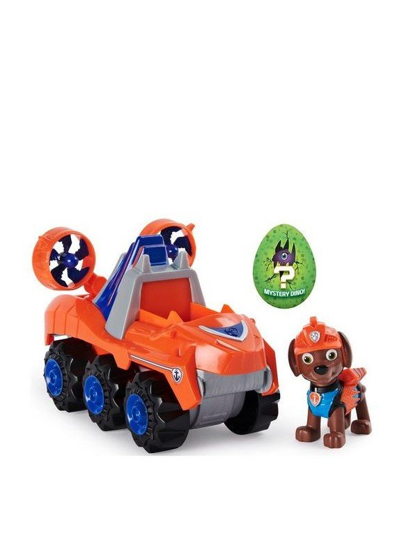 Paw Patrol - Dino Deluxe Themed Vehicles - Zuma