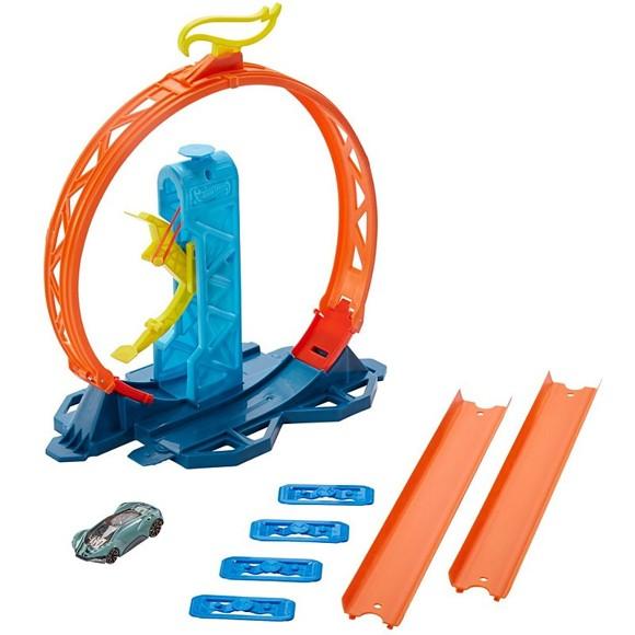 Hot Wheels - Track Builder Unlimited Loop Kicker Pakke (GLC90)