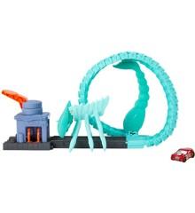 Hot Wheels -  Scorpion Tire Shop (GTT67)