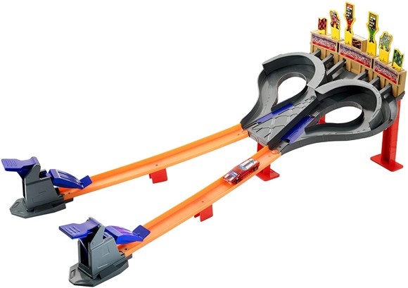 Hot Wheels - Super Speed Blastway Track Sæt (CDL49)