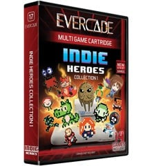 Evercade Indie Heroes Collection 1 Cartridge