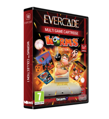 Evercade Worms Collection 1 Cartridge