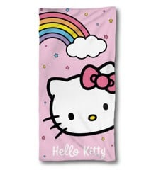 Towel -  70 x 140 cm - Hello Kitty (HK005)
