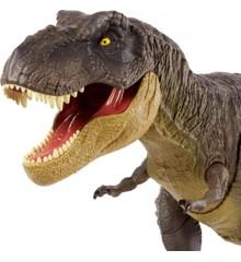 Jurassic World - Stomp 'n Attack Tyrannosauros Rex Figur (GWD67)