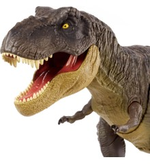 Jurassic World - Stomp 'n Attack Tyrannosauros Rex Figure (GWD67)