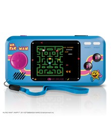 Myarcade Pocketplayer Ms.PACMAN 3 Games