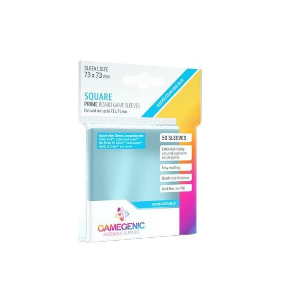 Gamegenic - PRIME Standard Card Sleeves 73x73 mm  (GG10046ML)