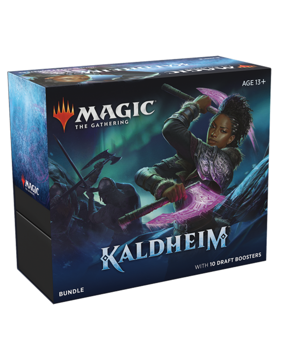 Magic  the Gathering - Kaldheim Bundle (MAGC7607)