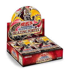 Yu-Gi-Oh - Blazing Vortex Booster Box