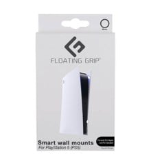 Floating Grip Playstation 5 Wall Mount by Floating Grip White