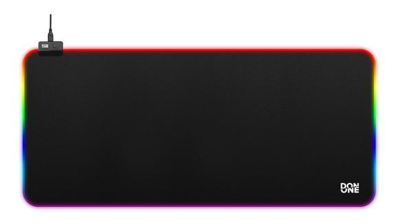 DON ONE - MP900  RGB Gaming Mousepad XL - Soft Surface  (90 x 40 CM)