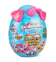 Rainbocorns - Sparkle Heart Series 3 - Poppycorn (30241)