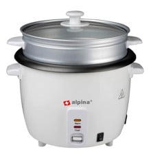 Alpina - Rice Cooker 1.8L 700W