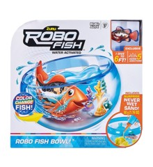 RoboAlive - Robotic-Robo Fish Serie 1 - Fisk & Bowle