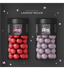 Lakrids By Bülow - ​Black Box Love Regular & Regular 590 g