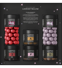 Lakrids By Bülow - ​Large Black Box Love Edition 1115 g