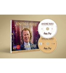 André Rieu and His Johann Strauss Orchestra: Happy Days (2 disc)