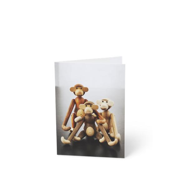 Kay Bojesen - 3 x Gift Card A6 Aber 3 Different