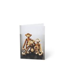 Kay Bojesen - 3 x Kort A6 Aber 3 Forskellige