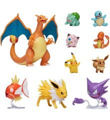 Pokemon - Battle Figur - 10 Pakke Deluxe