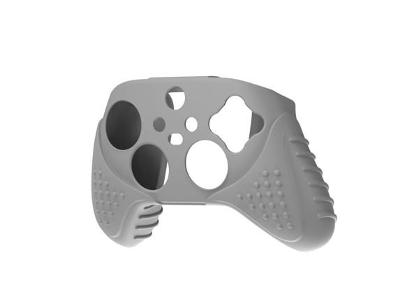 Piranha Xbox Protective Silicone Skin (Gray)