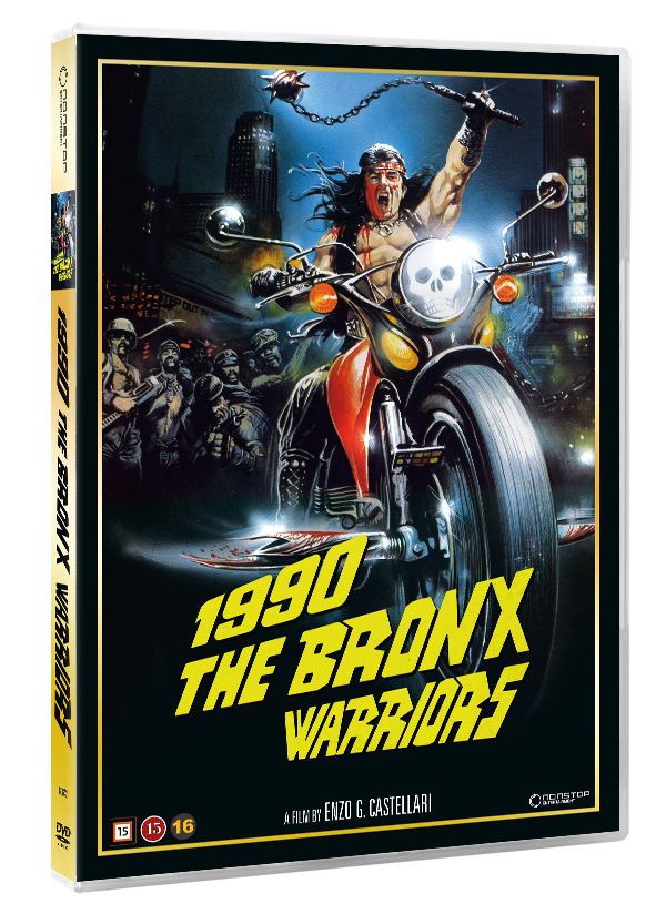 Bilde av 1990: The Bronx Warriors